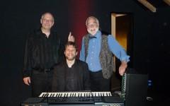 Jupp Muhr mit Jazz Trio groß